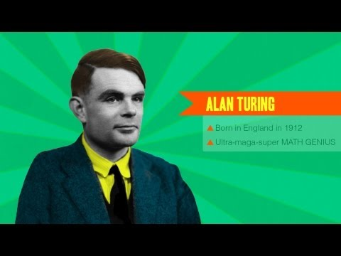 Great Minds - Alan Turing