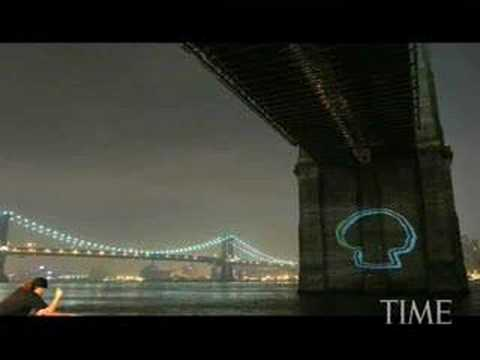 Time Magazine - Graffiti Meets the Digital Age
